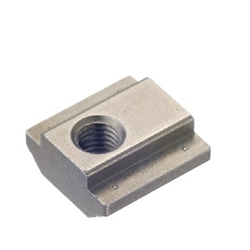 Pre-Assembly Insertion Offset Nuts for Aluminum Extrusions - For 8 Series (Slot Width 10mm)