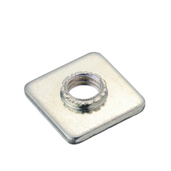 Pre-Assembly Insertion Square Nuts for Aluminum Extrusions - For 8 Series (Slot Width 10mm)