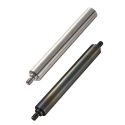 Linear Shafts-One End Stepped and Threaded / Both Ends Stepped and Threaded