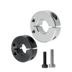 Shaft Collar - Side Mount Hole, Standard / Compact Type with Side Mount Holes (For Space Saving Design) - Clamp
