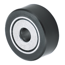 Roller Followers Urethane-Solid/Flat Type/With Seal/No Seal