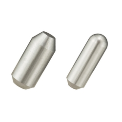 Locating Pins - High Hardness Stainless Steel, Straight (Press Fit)