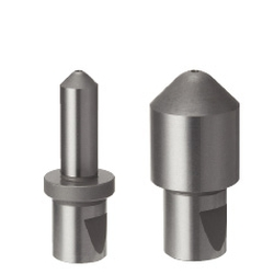 Locating Pins for Fixtures - Standard grade h7, Short Set Screw, Tip Shape Selectable (Notched)
