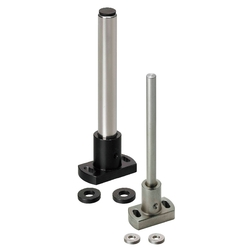 Device Stands - Compact, Slotted Holes Type (Hollow)