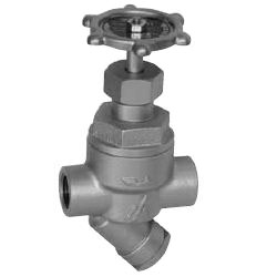 Combined Disc Type Steam Trap and Bypass Valve, SV1 Type