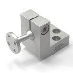 Ball Bracket (together with screw hole and drilled hole)