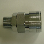 Quick Coupling, AL TYPE40, Socket SM