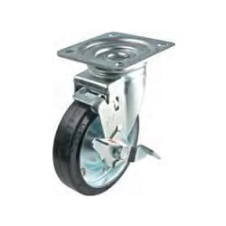 STM Series Industrial Casters With Swivel Stopper (S-2/S-3)