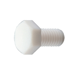 Resin Screw (PTFE/Teflon/Hexagon Head Bolt) - SPT-H