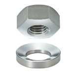 Spherical Surface Nut for Leveling