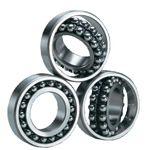 Self-Aligning Ball Bearings (Cylindrical Hole)