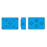 Subplate for Solenoid Valves / Modular Valves
