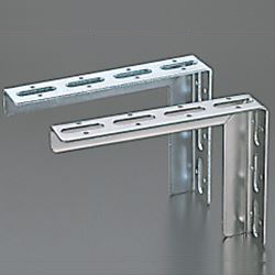 Angled-Kun/Channel-Kun, L-Shaped Bracket (Stainless Steel)