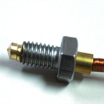 General Type Temperature Sensor - TN4 Series Thermocouple with Rotating Screw, Grounded