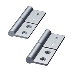 Aluminum Extrusion Hinge for Heavy Loads AHB