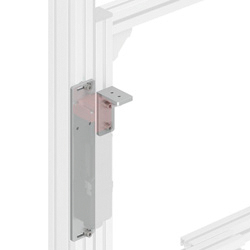 Small Safety Door Switch Bracket Set Type E