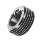 Hex Socket Head Tapered Plug, Depressed Type, DB Type