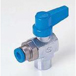 The Ball Valve angle type VA-E