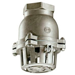 930 SCS13 10 K Screw-in Foot Valve without Lever