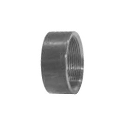 Steel Pipe Screw-In Fitting, Black Steel Half Socket