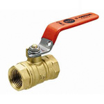 F2 Type (Standard Bore) Ball Valve, Compact Ball, Lever Handle