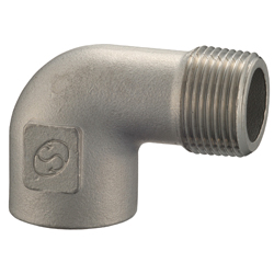 Stainless Steel Street Elbow SFL2 and SML2