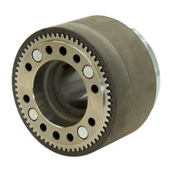 Electromagnet Tooth Clutch (Flange Type)