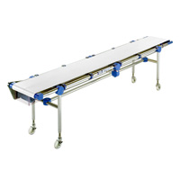 Jabcon (for Moderate Loads) Upper-Pull Removable Belt Type Belt Conveyor