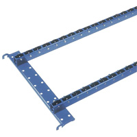 Roller conveyor carrier rubber lining wheel φ42