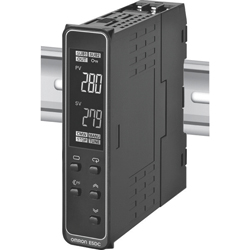 Temperature Controller (Digital Control Meter) (22.5 mm Width, DIN Rail-Mounted Type) [E5DC/E5DC-B]