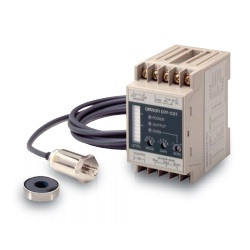 Vibration Sensor (Linear Output Type / Manual Setting Type) D7F
