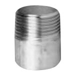 Stainless Steel Screw-in Fitting, Single Nipple, NS