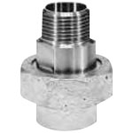 Stainless Steel Screw-in Fitting, Insulation Union, IU-S for SGP & SUS