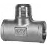 Stainless Steel Screw-in Fitting, Service Tee B STB
