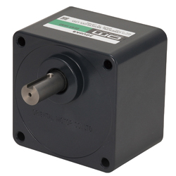 For compact AC motor, Parallel Shaft, GU-KB gear head (box shape type)