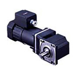 Electromagnetic brake motor BH series:Solid/Hollow Shaft Gear Head for Orthogonal Shaft (Combination Type)