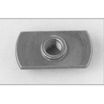 T-Weld Nut (2A) (With Pilot, No Dowel)