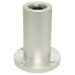 Linear Bush Housing with Flange LFW Type Double Round Flange Aluminum Case