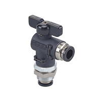 Shut-off Valve Ball Valve Bulkhead Union Elbow