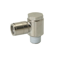for Sputtering Resistance, Tube Fitting Brass, Universal Elbow