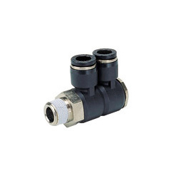 For General Piping, Tube Fitting, Double Universal Elbow