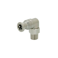 for Corrosion Resistance, SUS316 Fitting, Elbow