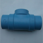 Pipe-End Anticorrosion Fitting, RCF-MK Type, for Fixture Connection, General Type, Water Faucet Reducing Tees