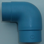 Pipe-End Anticorrosion Fitting, RCF-MK Type, Standard Product, Reducing Elbow
