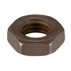 Hex Nut 3 Types