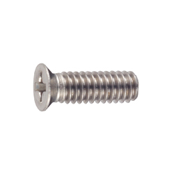 Phillips Former JIS Flat Head Screws