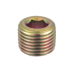 Hex Socket Head Taper Plug (Float)