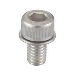 Hex Head Screw PK = 1 (JIS Small)