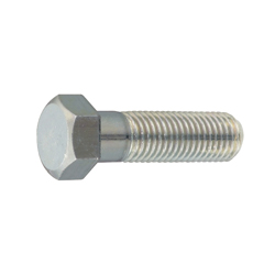 Small Hex Bolt, All Screws Partial Thread Screw Fine P-1.5