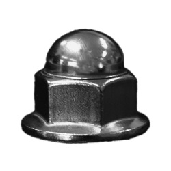 Wedge Nut with Cap